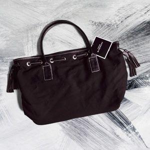 Givenchy Parfums Black Tote Bag